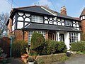 GOC Historic Stevenage 022 13 and 15 Church Lane, Stevenage (27368947135).jpg
