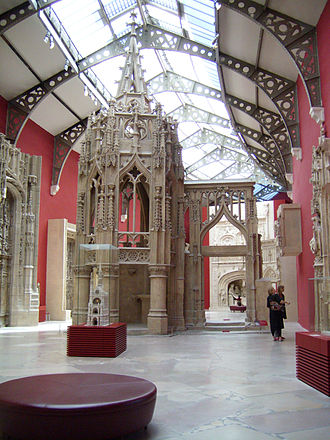 Eugène Viollet-le-Duc - The National Museum of French Monuments