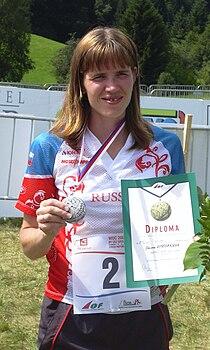 Galina Vinogradova WOC 2008.jpg