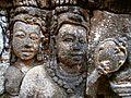 Gandavyuha - Level 3 Balustrade, Borobudur - 016 East Wall (8602526348).jpg