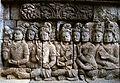Gandavyuha - Level 3 Balustrade, Borobudur - 064 South Wall (8602458052).jpg