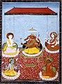 Ganesha pachayatana.jpg