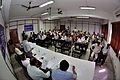 Ganga Singh Rautela Addressing - Savings Fortnight Celebrations - National Savings Institute - NCSM - Kolkata 2014-11-13 9080.JPG