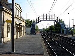 Station Saint-Leu-d'Esserent
