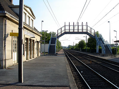 Station Saint-Leu-d'Esserent