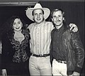Garth Brooks with Jennie Frankel and John Ford Coley at the Country Music Awards.jpg