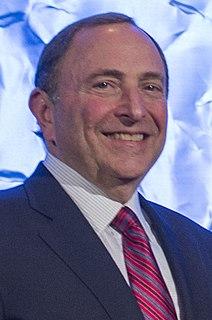 Gary Bettman NHL Commissioner