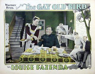 <i>The Gay Old Bird</i> 1927 film