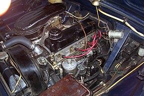 Волга 24 какой двигатель