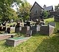Gelliron Cemetery chapel, Pontycymer - geograph.org.uk - 4163032.jpg