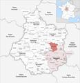 Gemeindeverband Sauldre et Sologne 2019.png