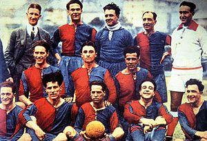 1923–24 Prima Divisione - 1923–24 Genoa team