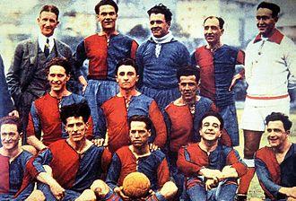 1923–24 Prima Divisione - Image: Genoa Cricket and Football Club 1923 1924