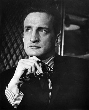 George C. Scott - Scott in The Hustler in 1961