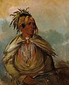 George Catlin - Pah-mee-ców-ee-tah, Man Who Tracks, a Chief - 1985.66.251 - Smithsonian American Art Museum.jpg