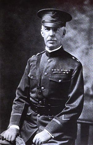 George H. Cameron - Cameron as commander of 4th Infantry Division in WW I.