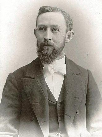 George Mousley Cannon - Cannon during term as Utah State Senate president
