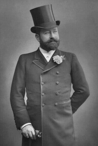 George Robert Sims - Sims c. 1890