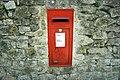 George VI postbox near Newbridge - geograph.org.uk - 841703.jpg