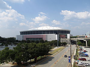 Der Georgia Dome in Atlanta (2011)