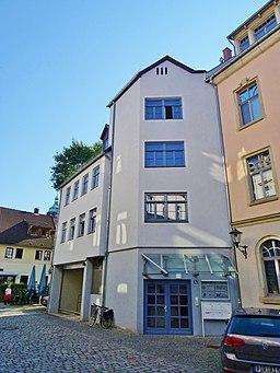 Gerichtsstraße in Pirna
