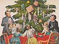 Gezin bij de kerstboom c1860.jpg