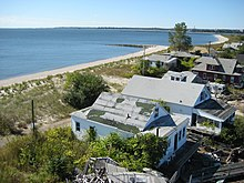 List of ghost towns in the united states wikipedia for Beach towns in connecticut
