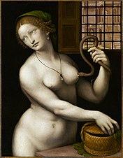 Giampietrino: Death of Cleopatra