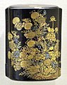 Giappone, inroo in lacca, periodo edo, 23.jpg