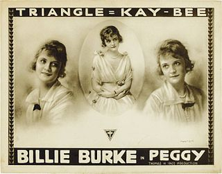 <i>Peggy</i> (1916 film) 1916 film by Charles Giblyn, Thomas H. Ince