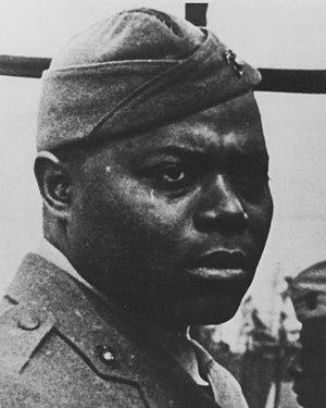 """Camp Gilbert H. Johnson - Sgt Maj Gilbert """"Hashmark"""" Johnson"""