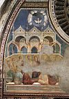 Giotto di Bondone - Scenes from the New Testament - Pentecost - WGA09155.jpg
