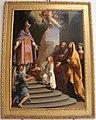 Giovanni andrea sirani, presentazione della vergine al tempio, 1643 ca., da chiesa della prsentaz. della vergine 01.jpg