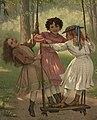 Girls in art, from- Three Tom Boys (Boston Public Library) (cropped).jpg