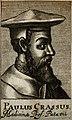 Giunio Paolo Crasso. Line engraving, 1688. Wellcome V0001343.jpg