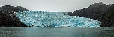 Glaciar de Aialik, Bahía de Aialik, Seward, Alaska, Estados Unidos, 2017-08-21, DD 54-56 PAN.jpg
