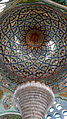 Glass studded roof of Bukhari Pir Dargah, Mundra, Kutch, Gujarat.jpg