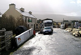 Glenamoy Post Office and Filling Station, Mayo - geograph.org.uk - 380566.jpg