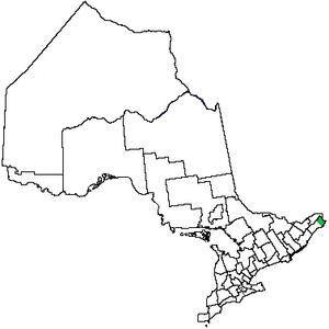 Glengarry County, Ontario - Image: Glengarry