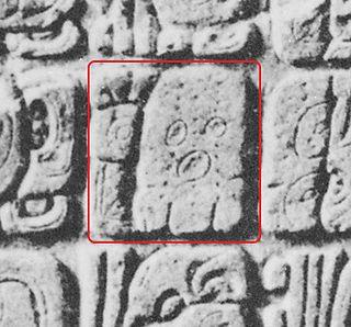 Casper (Maya ruler) Ruler of Palenque