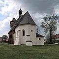 Gliwice Ostropa kosciół sw Jerzego DSC 6465.jpg