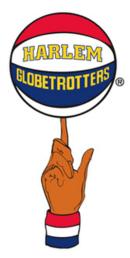 Logo du Globetrotters de Harlem