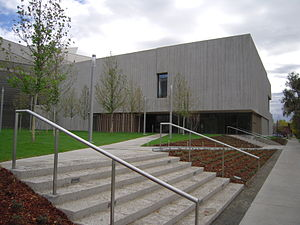 Clyfford Still - Clyfford Still Museum, Denver, Colorado