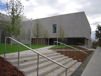 Clyfford Still - Clyfford Still Museum, Denver, Colorado