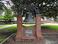 Glynn Academy bell.JPG