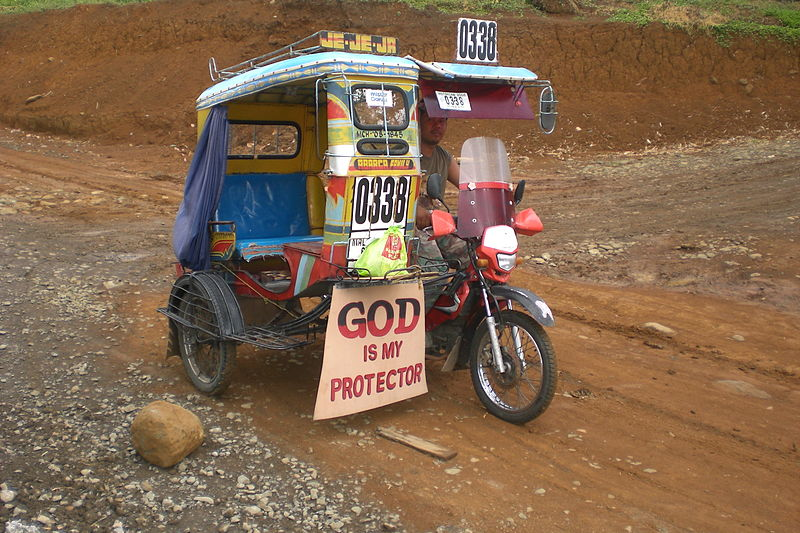 File:God is my protector-Philippines.JPG