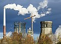 Godorf Cologne Rhineland-Refinery-Cooling-Towers-during-demolition-01.jpg
