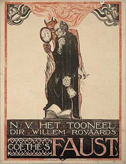 <i>Scenes from Goethes Faust</i>