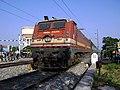 Gorakhpur = Bengaluru Express near Ghatkesar.jpg