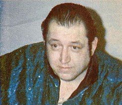 Gorilla Monsoon - Wrestling Program WWWF n.74 1977 (cropped).jpg